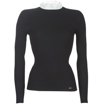 Kleidung Damen Pullover Morgan MLOU Schwarz