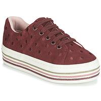 Schuhe Mädchen Sneaker Low Gioseppo FUSSEN Bordeaux