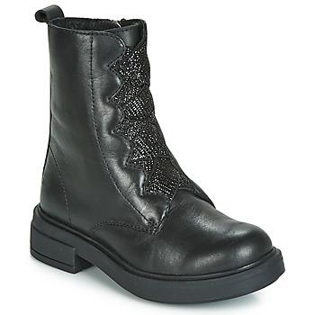 Schuhe Mädchen Boots Gioseppo ABENBERG Schwarz