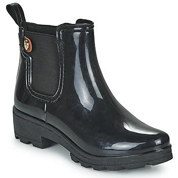 Schuhe Damen Gummistiefel Gioseppo 40840 Schwarz