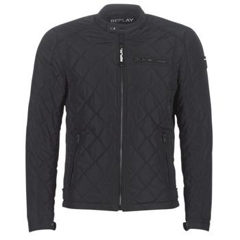 Kleidung Herren Jacken Replay M8000-000-33110-098 Schwarz