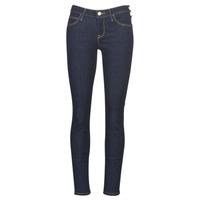 Kleidung Damen Slim Fit Jeans Lee SCARLETT RINSE Blau
