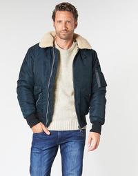 Kleidung Herren Jacken Schott OHARA Marine