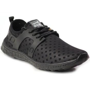 Schuhe Herren Sneaker Low Big Star DD174130 Graphit