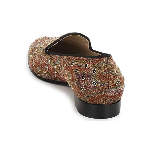 Etro BORCHIE Braun  Schuhe Slipper Damen 340