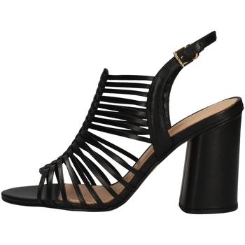 Schuhe Damen Sandalen / Sandaletten Vicenza 3959500 BLACK