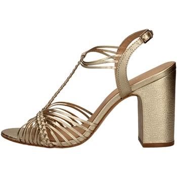 Schuhe Damen Sandalen / Sandaletten Vicenza 49904 ORO