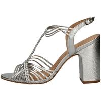 Schuhe Damen Sandalen / Sandaletten Vicenza 49904 SILVER