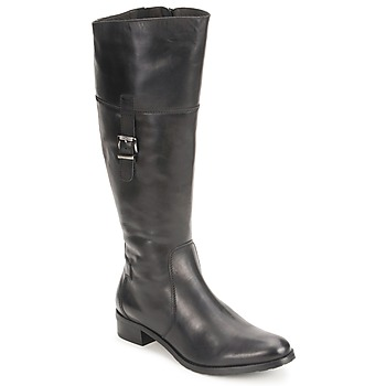 Schuhe Damen Klassische Stiefel Fidji ERTUNI Schwarz