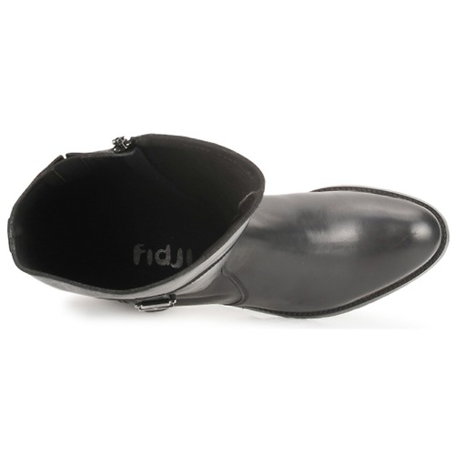 Fidji ERTUNI Schwarz Schuhe Klassische Stiefel Damen 109,50