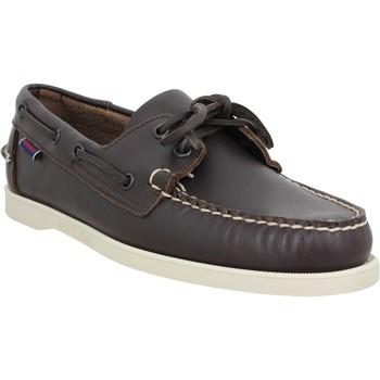 Schuhe Herren Bootsschuhe Sebago 121651 Braun