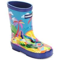 Schuhe Kinder Gummistiefel Havaianas RAIN BOOTS Multifarben