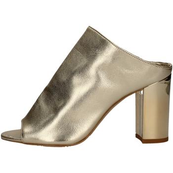 Schuhe Damen Sandalen / Sandaletten Mariano Ventre SABOT MED Platin