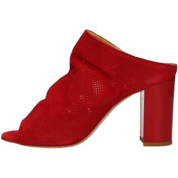 Schuhe Damen Sandalen / Sandaletten Mariano Ventre SABOT MED Rot