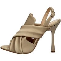Schuhe Damen Sandalen / Sandaletten Mariano Ventre RV90 BEIGE
