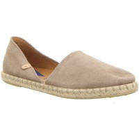 Schuhe Damen Slip on Verbenas Slipper 030058-0001-0746 beige