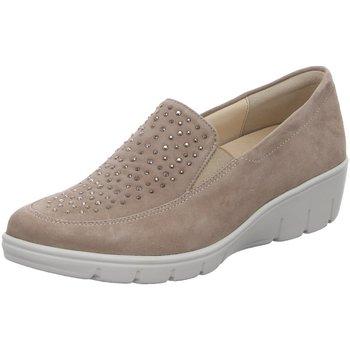 Schuhe Damen Slip on Semler Slipper Judith J7155 042 028 rosa
