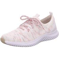 Schuhe Damen Sneaker Low Rollingsoft By Gabor Schnuerschuhe 26.980.13 weiß
