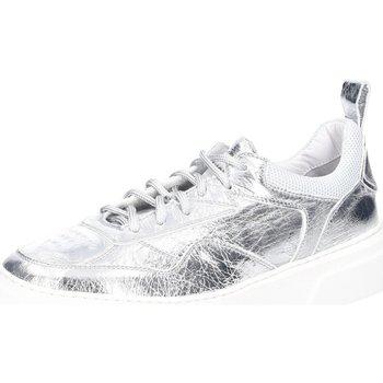 Schuhe Damen Sneaker Low Primabase 109 37546-109 silber