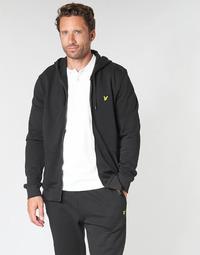 Kleidung Herren Sweatshirts Lyle & Scott ML420VTR-574 Schwarz