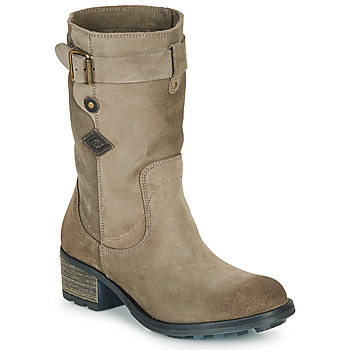 Schuhe Damen Low Boots PLDM by Palladium CARAMBA Grau