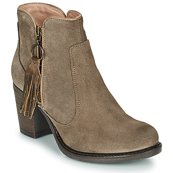 Schuhe Damen Low Boots PLDM by Palladium SORTILEG Grau