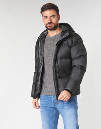 Kleidung Herren Daunenjacken Marc O'Polo 929080170324-991 Schwarz