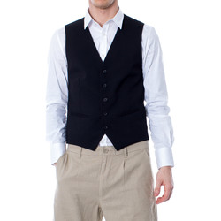 Kleidung Herren Anzugweste Selected 16052660 Nero