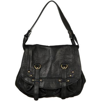 Taschen Damen Umhängetaschen Abaco Paris MINI JAMILY NOIR