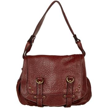 Taschen Damen Umhängetaschen Abaco Paris MINI JAMILY BORDEAUX