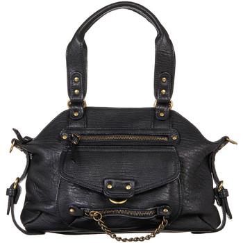 Taschen Damen Umhängetaschen Abaco Paris MINI ODELIA NOIR