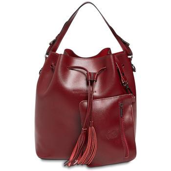 Taschen Damen Umhängetaschen Maison Heritage JILA GRIS FONCE