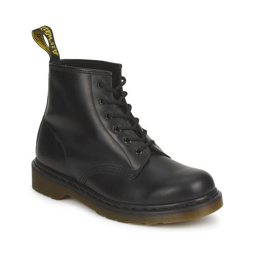 Schuhe Boots Dr Martens 101 Schwarz