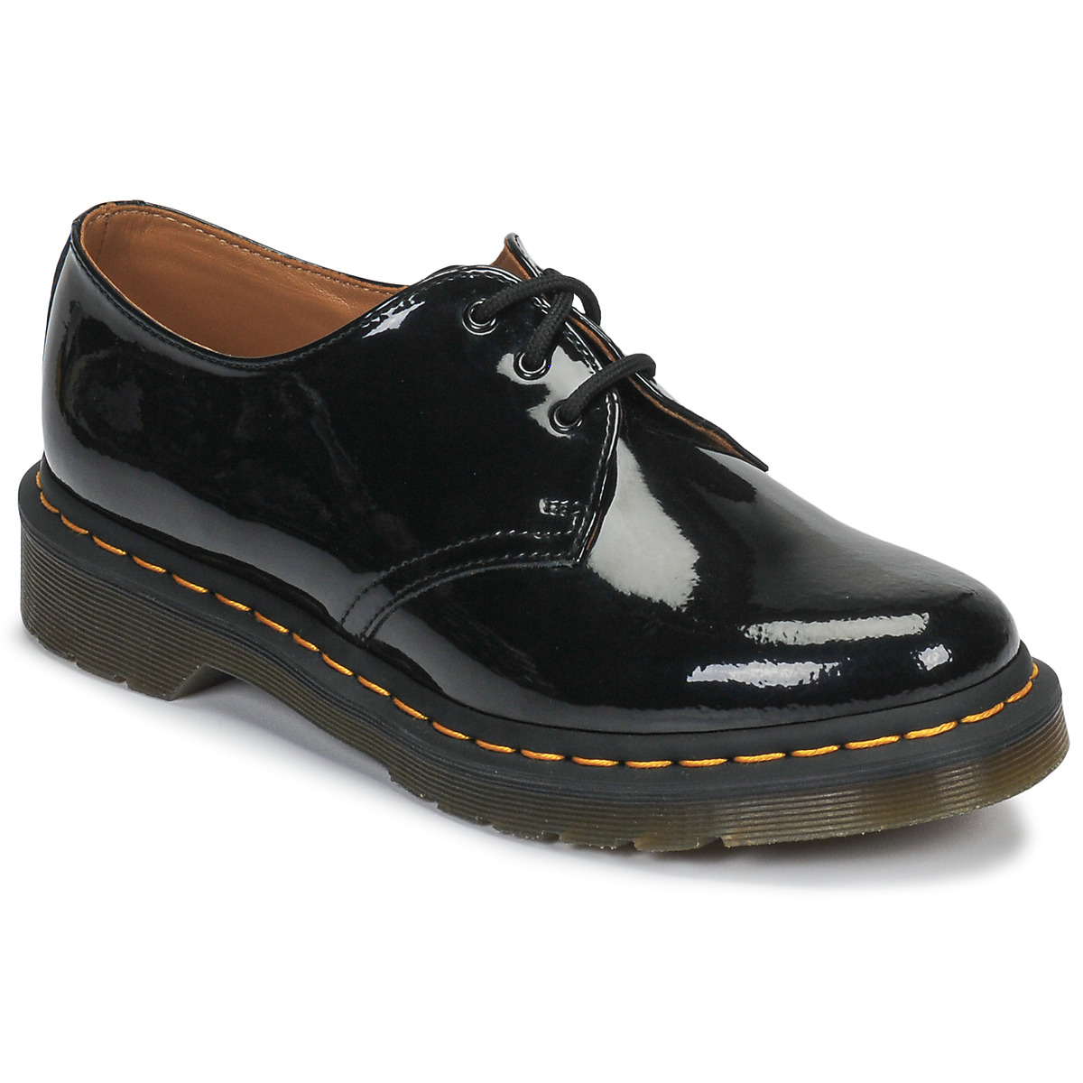 722bdb5398032 Dr Martens 1461 Schwarz - Kostenloser Versand bei Spartoode ! - Schuhe  Derby-Schuhe Damen