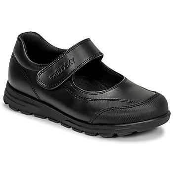 Schuhe Mädchen Ballerinas Pablosky 334310 Schwarz