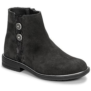 Schuhe Mädchen Boots Pablosky 475256 Grau