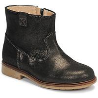 Schuhe Mädchen Boots Pablosky 475157 Bronze