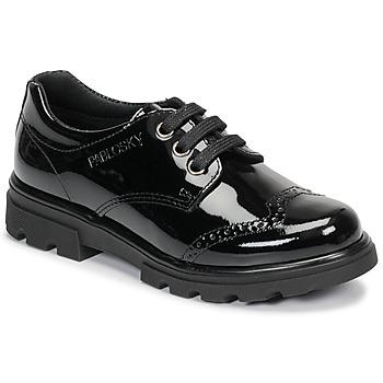 Schuhe Mädchen Derby-Schuhe Pablosky 335419 Schwarz