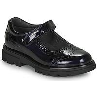 Schuhe Mädchen Ballerinas Pablosky 335829 Marine