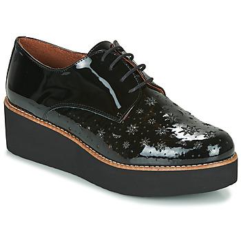 Schuhe Damen Derby-Schuhe Fericelli LYDIE Schwarz