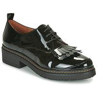 Schuhe Damen Derby-Schuhe Fericelli LEONA Schwarz