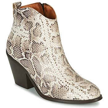 Schuhe Damen Low Boots Fericelli LISA Multifarben