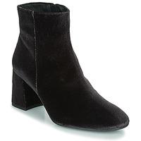 Schuhe Damen Low Boots Fericelli LENITA Schwarz