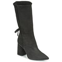 Schuhe Damen Klassische Stiefel Fericelli LUCIANA Schwarz