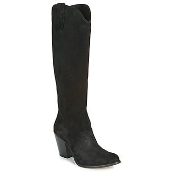 Schuhe Damen Klassische Stiefel Fericelli LUNIPIOLLE Schwarz