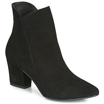 Schuhe Damen Low Boots Fericelli JORDENONE Schwarz