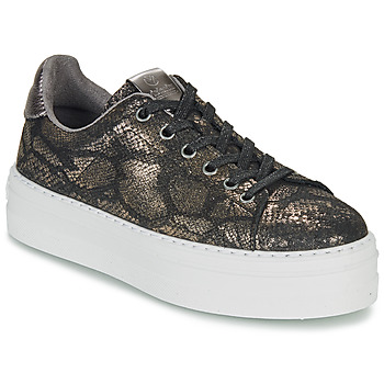 Schuhe Damen Sneaker Low Victoria BARCELONA DEPORTIVO Schwarz