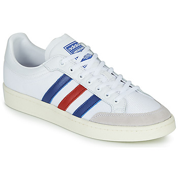 Schuhe Sneaker Low adidas Originals AMERICANA LOW Weiss / Blau / Rot