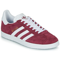 Schuhe Sneaker Low adidas Originals GAZELLE Bordeaux
