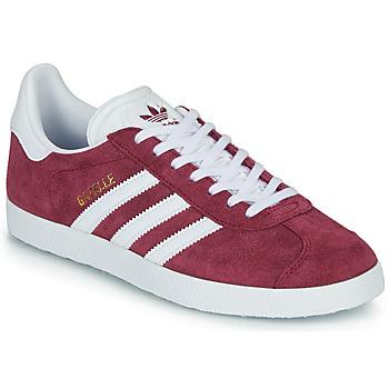 Schuhe Sneaker Low adidas Originals GAZELLE Bordeaux